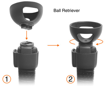 Accessory Tools - Ball Retriever