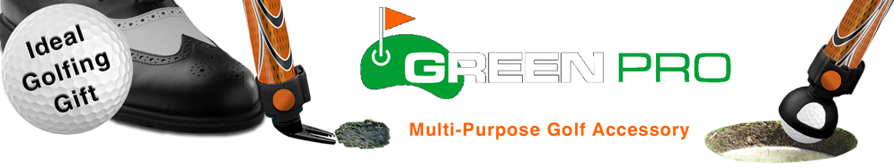 GREEN PRO - Multi-Purpose Golf Accessory